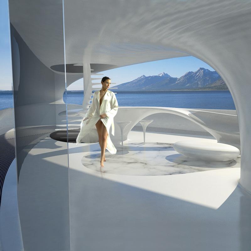Морская прогулка: парусники и яхты от известных дизайнеров | галерея [5] фото [5]