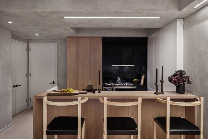Оттенки ванили: квартира 64 м² в Нью-Йорке (фото 4)