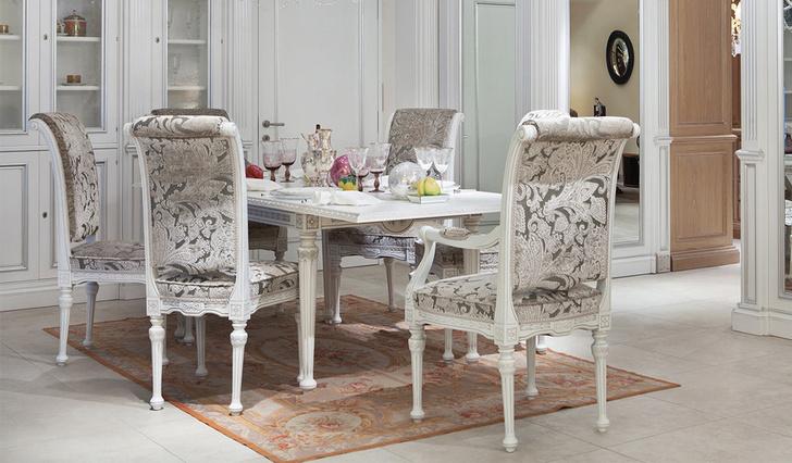 Топ-10: обеденные столы и стулья фото [4]