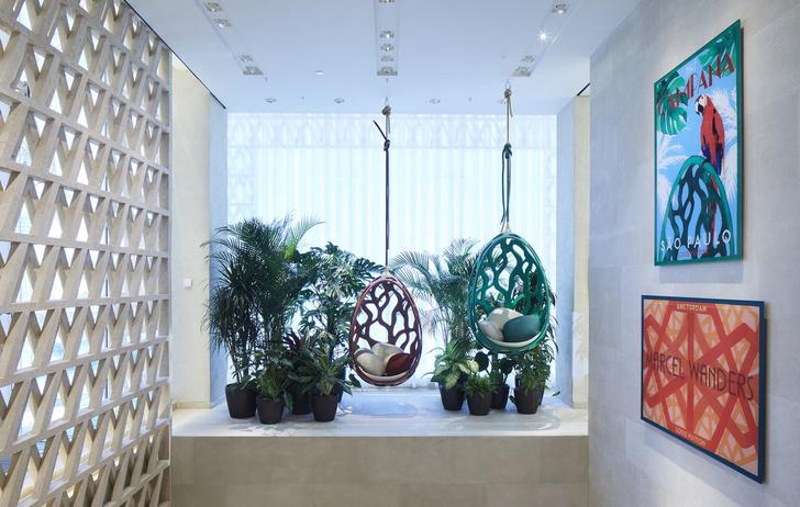 Коллекция Objets Nomades в новом бутике Louis Vuitton (фото 3)