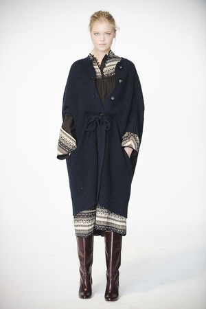 Показ Alice Ritter коллекции сезона Осень-зима 2011-2012 года prêt-à-porter - www.elle.ru - Подиум - фото 227979