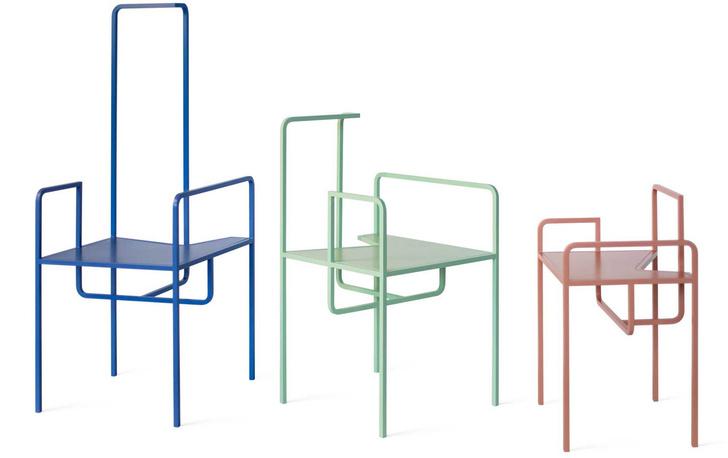 One Plus Eleven: концептуальная мебель (фото 21)