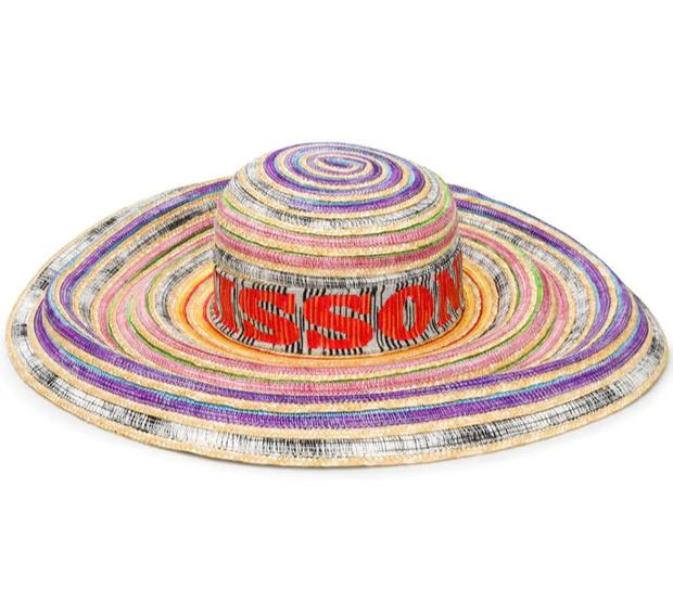 Крупным планом: шляпа Missoni Mare (фото 1)