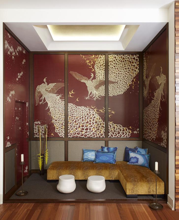 Лофт в Нью-Йорке с современным искусством (фото 14)
