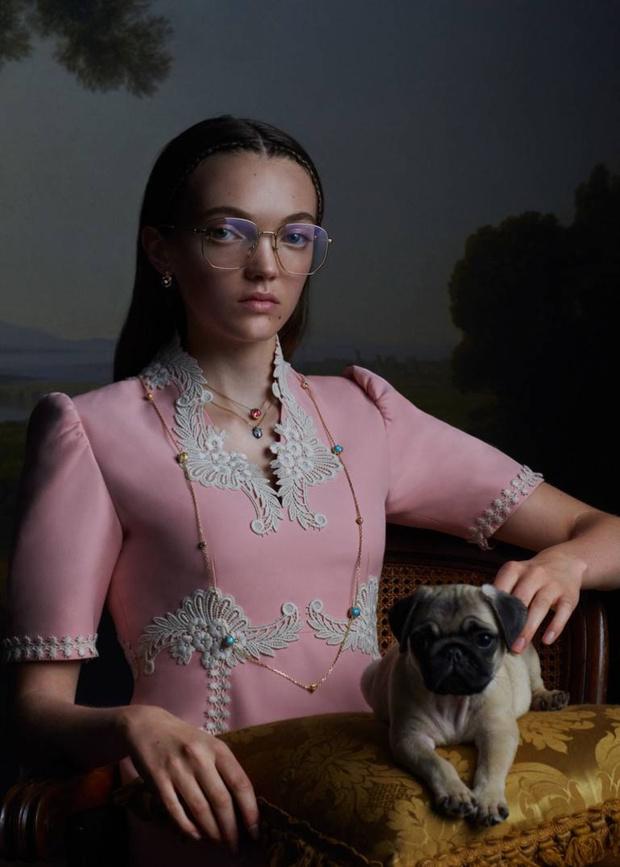 Слишком красиво: ювелирная кампания Gucci как произведение искусства (фото 6)
