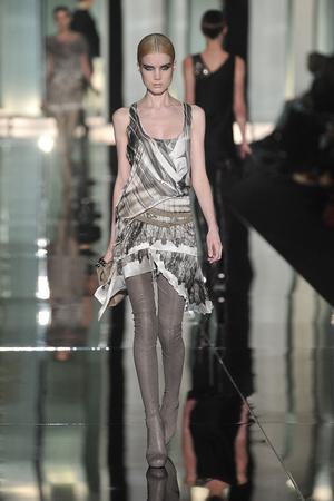 Показы мод Roberto Cavalli Осень-зима 2009-2010 | Подиум на ELLE - Подиум - фото 3154