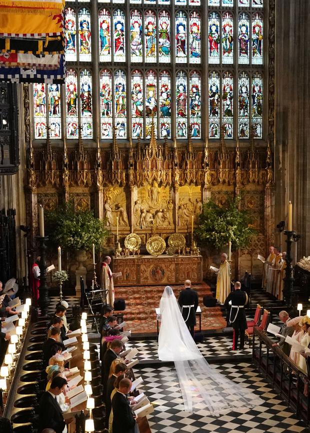 Новая королевская свадьба: Леди Габриэлла Виндзор выходит замуж за бывшего избранника Пиппы Миддлтон (фото 10)