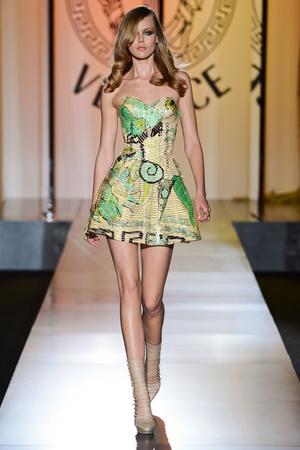 Atelier Versace | Подиум на ELLE - Подиум - фото 1365