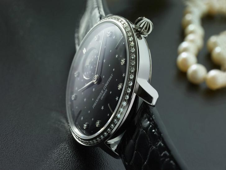Frederique Constant представил новую модель часов фото [3]