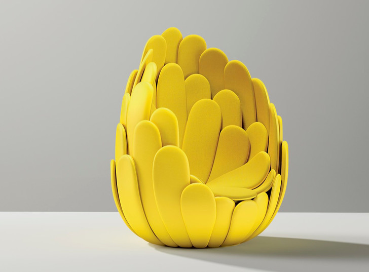 Кто на троне? Топ-10 эффектных дизайнерских кресел 2019 (фото 4)