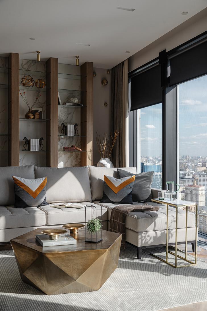 Апартаменты 97 м² в Москва-Сити (фото 1)