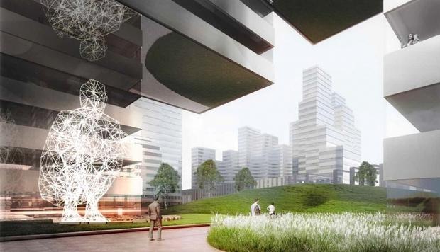 Проекты звезд архитектуры в Москва (фото 23)