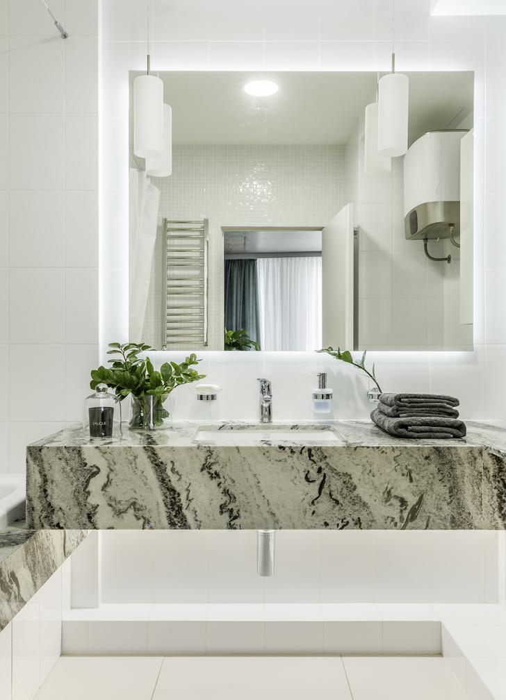Чистый эксперимент: квартира 65 м² в Подмосковье (фото 15)