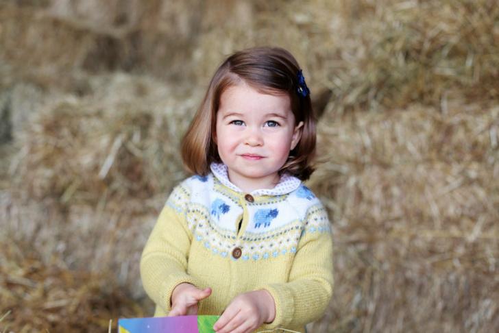 Дети Кейт Миддлтон обогнали ее в рейтинге самых стильных монархов фото [2]