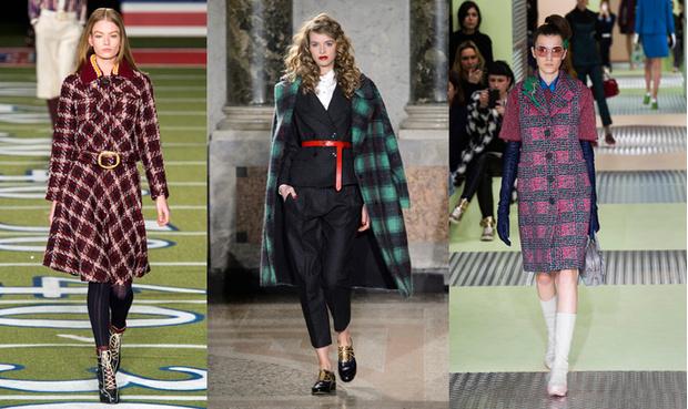 Модные пальто осень-зима 2015/2016: фото 3