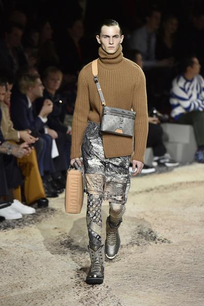 Главное, что случилось на Неделе мужской моды в Париже (галерея 1, фото 6)