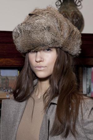 Показ Jenni Kayne коллекции сезона Осень-зима 2012-2013 года Prêt-à-porter - www.elle.ru - Подиум - фото 337114