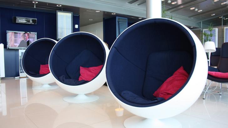Самые красивые VIP лаундж-зоны в аэропортах мира