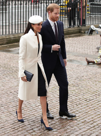 День Содружества: королевская семья в Вестминстерском аббатстве (фото 2)