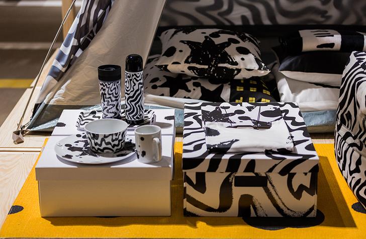 Коллекция Spridd, дизайн Кита Нила для ИКЕА