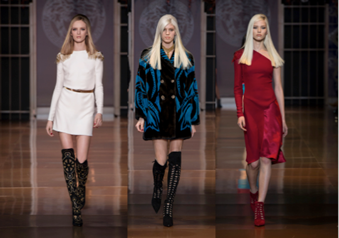 Versace, бутик, Москва, открытие