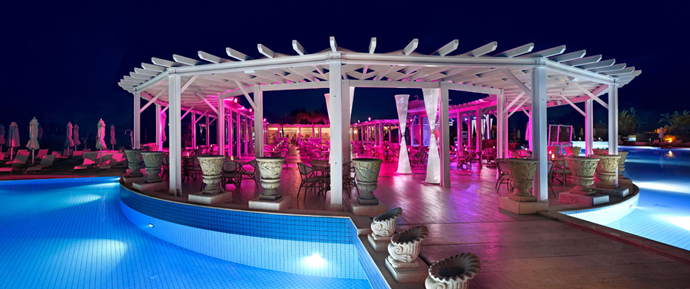 Бар у бассейна отеля Ela Quality Resort