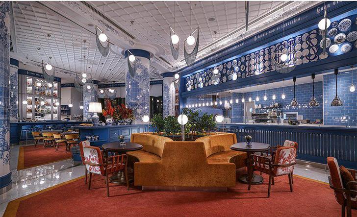 Расцвет Ренессанса: ресторан и бар в Турции (фото 3)