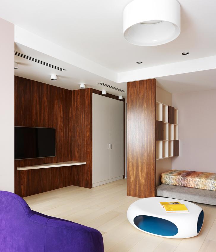 Квартира с тремя террасами в Самаре (фото 12)