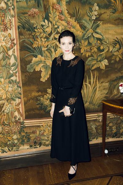 Как носить смокинг, чтобы выглядеть женственно: показывает Снежана Георгиева (галерея 3, фото 5)