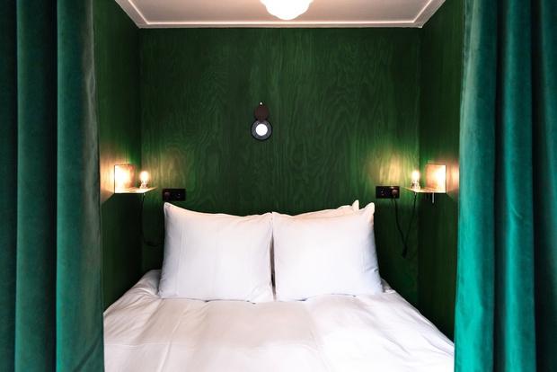 Sweets Hotel: отель в домах смотрителей мостов в Амстердаме (фото 5)