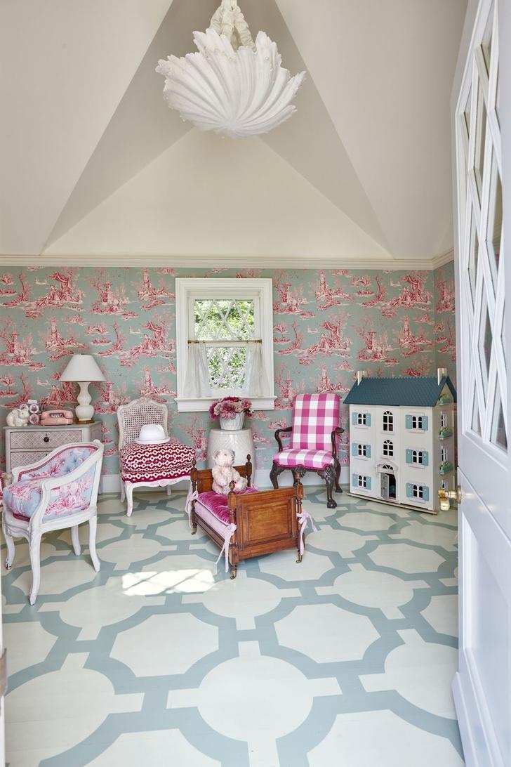 Кукольный дом для внучки миллионера (фото 8)