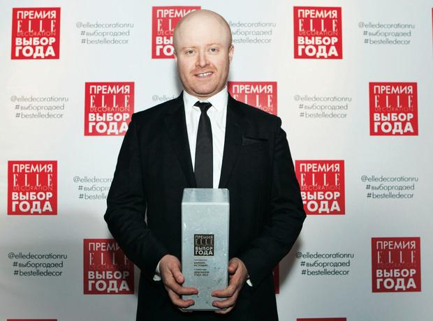 ELLE DECORATION вручил премию «Выбор года» 2014 (фото 4)