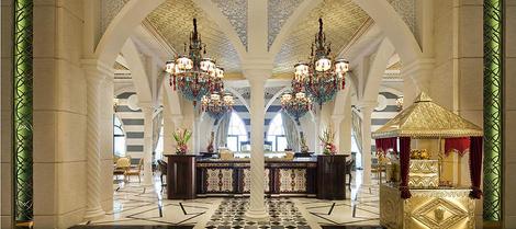 Самые роскошные отели Дубая | галерея [2] фото [1]