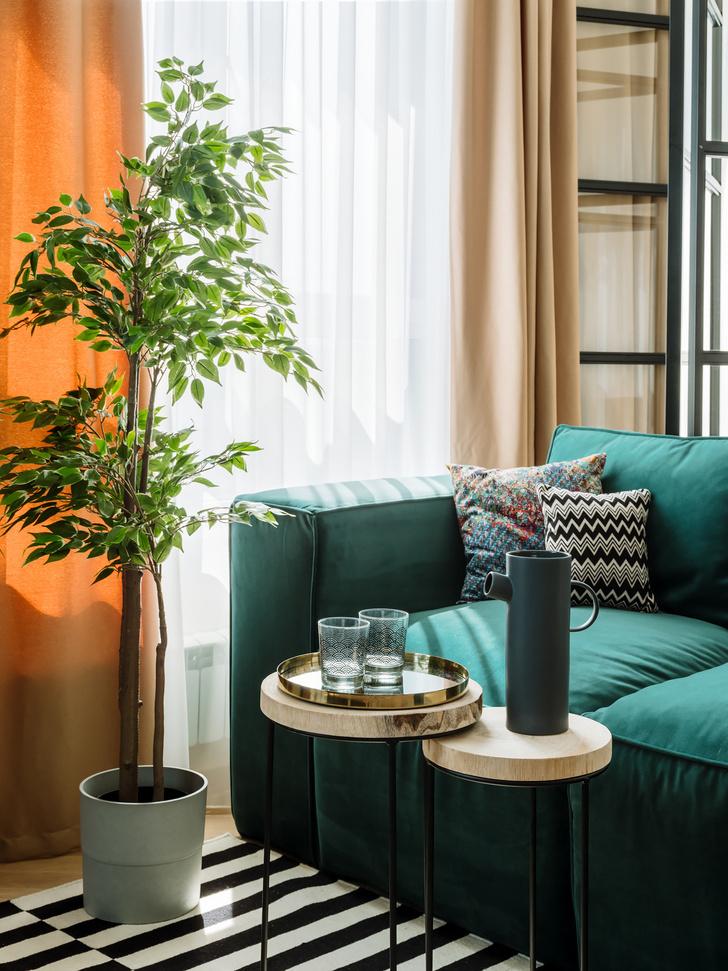 10 простых способов обновить интерьер съемной квартиры (фото 1)