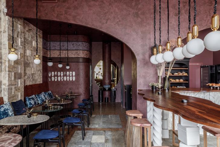 «Хлеб Да Винчи'К»: ресторан с дизайнерским интерьером в Краснодаре (фото 0)