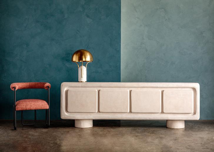 Новая коллекция мебели и света от Келли Уэстлер (фото 6)