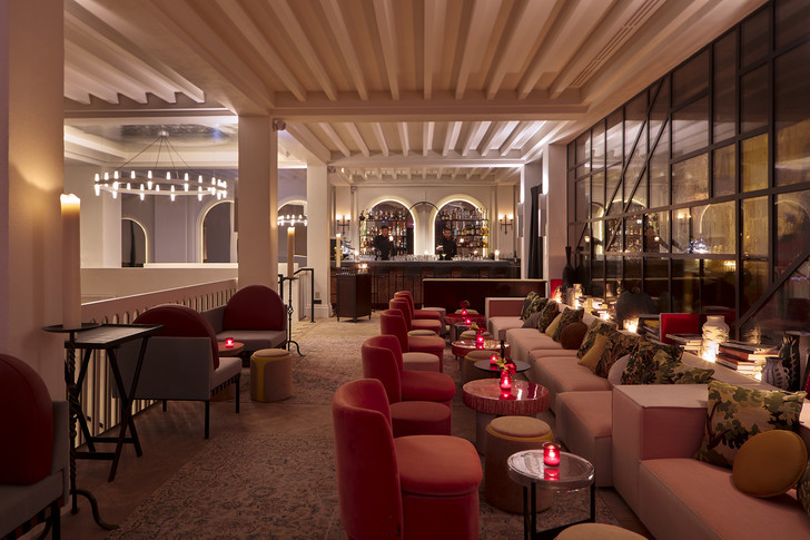 Sinner: новый отель в самом сердце Парижа (фото 6)