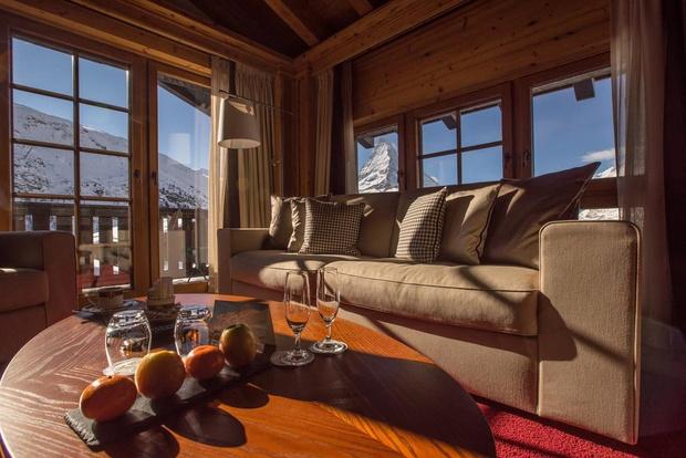 Пять причин отправиться этим летом в швейцарский отель Riffelalp Resort (фото 7)