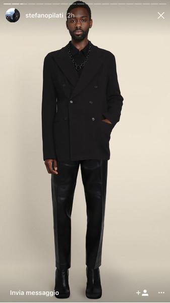 Бывший креативный директор Yves Saint Laurent запускает свой бренд одежды | галерея [1] фото [12]