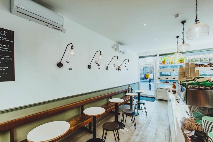Пекарня Luminary в Лондоне (фото 8)