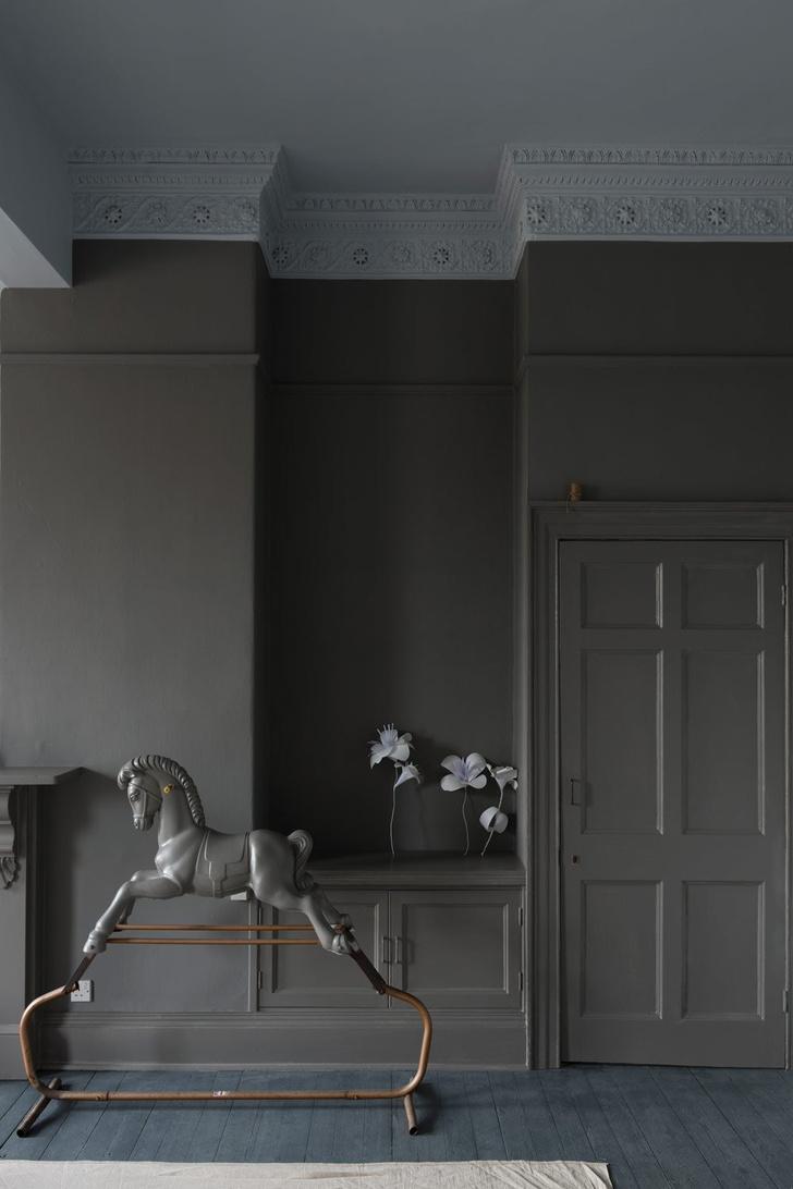 Серый цвет в интерьере фото [3]