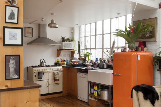 Маленькая кухня-столовая: 12 практичных советов (фото 18)