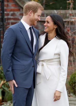 Меган Маркл и принц Гарри
