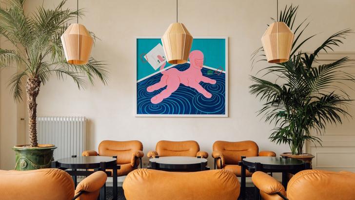 Дизайнерский коворкинг в Амстердаме (фото 0)