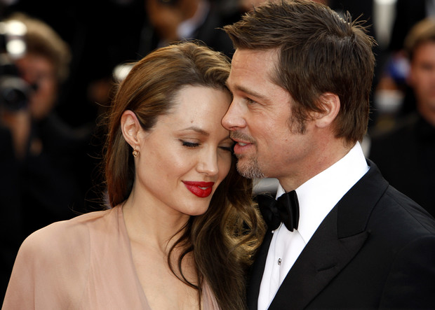 Как Анджелина Джоли относится к дружбе Брэда Питта и Дженнифер Энистон? (фото 3)