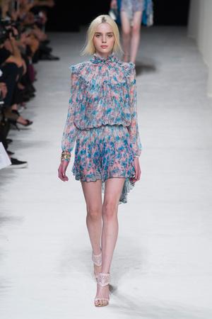 Показ Nina Ricci коллекции сезона Весна-лето 2014 года prêt-à-porter - www.elle.ru - Подиум - фото 567338