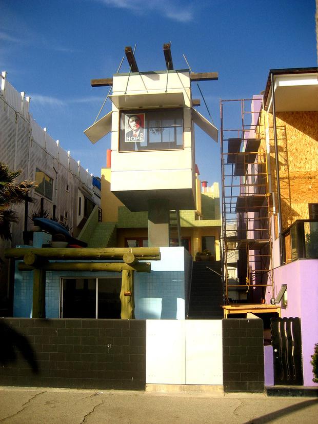 Фрэнк Гери: открывая деконструкцию (фото 23)