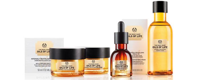 Сила трех масел: новая коллекция «Oils of Life» от The Body Shop