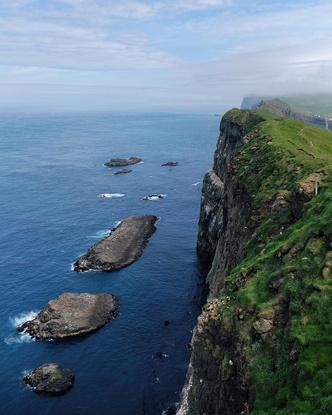 И целого мира мало: что делать в одиночестве на Фарерских островах? (фото 16.2)