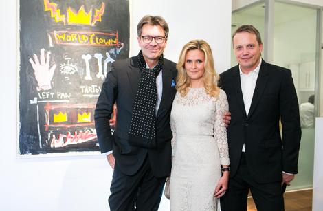 В Москве прошел закрытый прием Christie's и Breguet